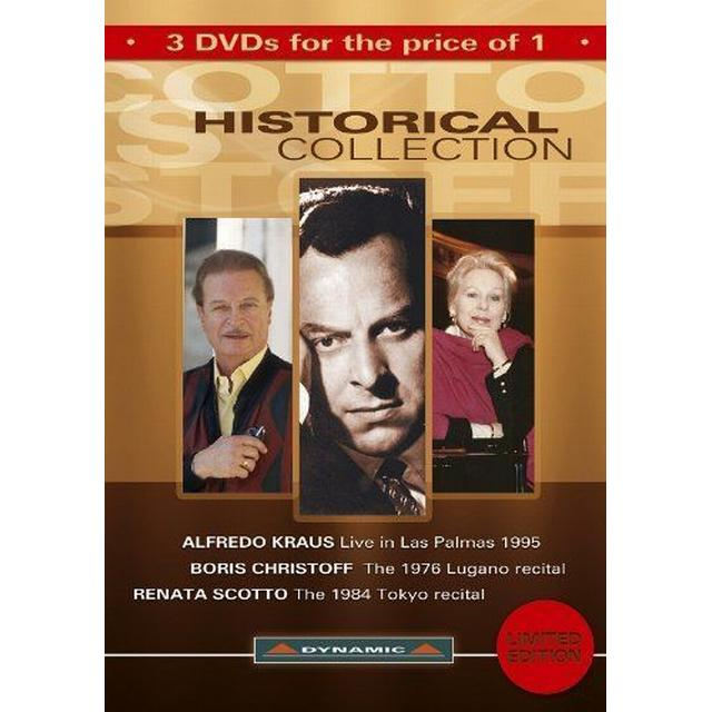 Historical Collection [DVD]